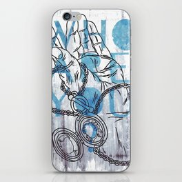 Something not to forget. iPhone Skin
