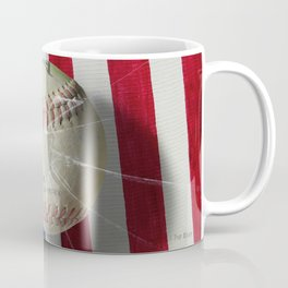 Baseball - New York, New York Coffee Mug