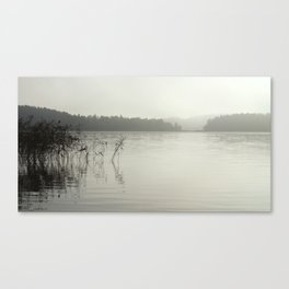 Morning Peace Canvas Print