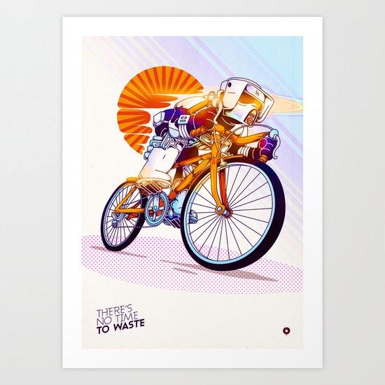 TNTTW V.03 Art Print