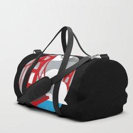 Fog Coast Productions Logo Duffle Bag