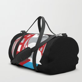 Fog Coast Productions Logo Duffle Bag