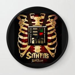 Sithits - More Machine Than Man Wall Clock