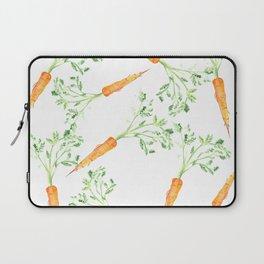 Watercolor carrots Laptop Sleeve