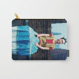FRIDA IN NEW YORK Carry-All Pouch