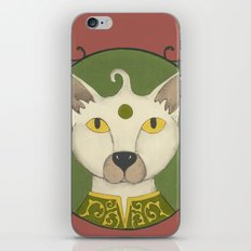 the great mesmer iPhone Skin