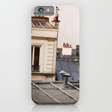 Paris Rooftop #1 Slim Case iPhone 6s