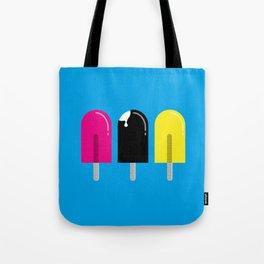 Ice pops Tote Bag