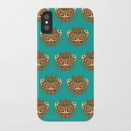Tiki Majora iPhone Case