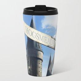 Hogsmeade Signpost Travel Mug