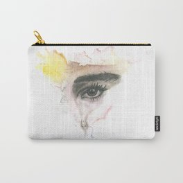 Eye and tear Carry-All Pouch