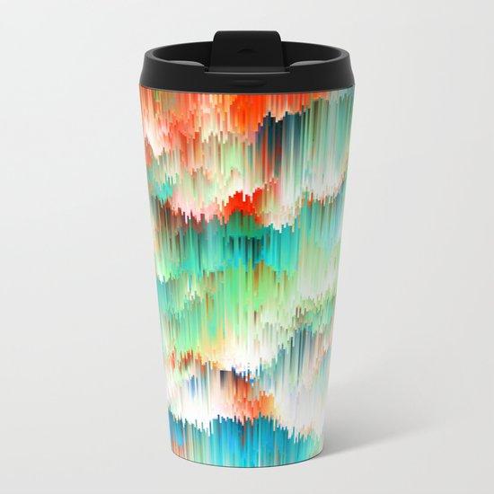 Raindown Metal Travel Mug