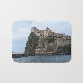 Castello Aragonese - Isola d'Ischia - (A dream) Bath Mat