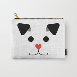 Chug Love Face Carry-All Pouch