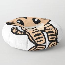 Little Tiger Floor Pillow