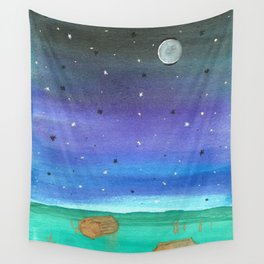 skyscapes 15 Wall Tapestry