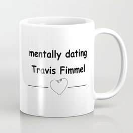 Travis Fimmel one love Coffee Mug