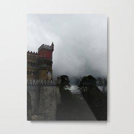 Sintra, Portugal Metal Print