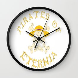 Pirates of Eternia Wall Clock