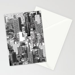 Lost in Metropolis Stationery Cards