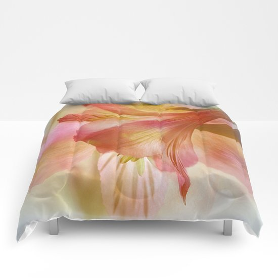 Thinking of Spring Comforters