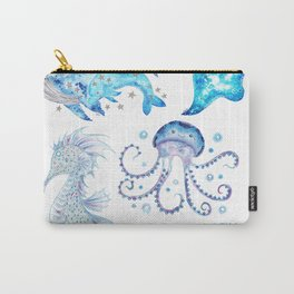 Oceanic Collection Carry-All Pouch