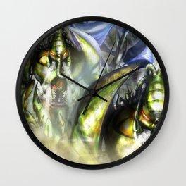 Uldroids Wall Clock