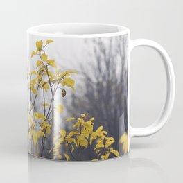Yellow Leaves No2 Coffee Mug