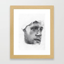 Niall (incomplete) Framed Art Print