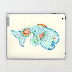 Monsieur Poisson Laptop & iPad Skin