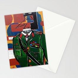 Lieutenant Beekman Stationery Cards