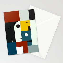BAUHAUS AGE Stationery Cards