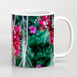 Carmine Callistemon Coffee Mug