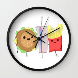 VALENTINES DAY Wall Clock