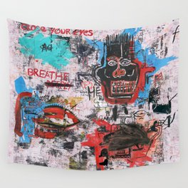 Yes No Wall Tapestry