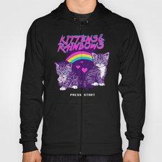 Kittens & Rainbows Hoody