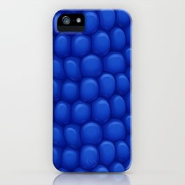 Blue Raspberry iPhone Case