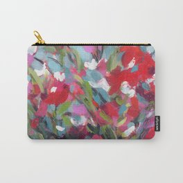 Poppy Dawn Carry-All Pouch