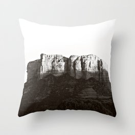 Sedona Solitude Throw Pillow