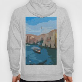 The City over Water Hoody