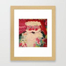 Santa 1 Framed Art Print