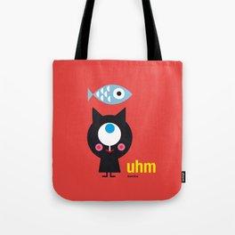 Uhm...Cat Tote Bag