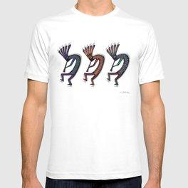 THREE KOKOPELLI T-shirt
