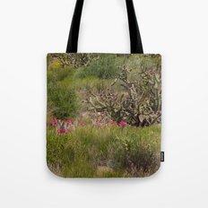 Painted Desert - VI Tote Bag