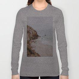 malibu coast / california Langarmshirt