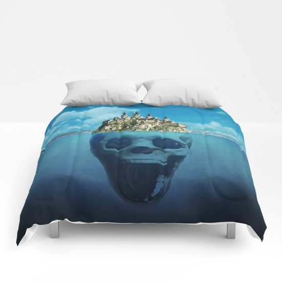 false kigndoms Comforters
