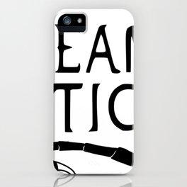 Team Manticore iPhone Case
