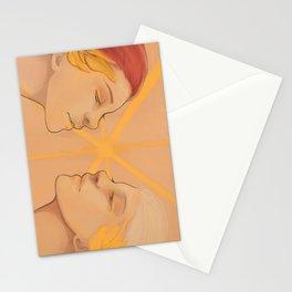 Pale Imitation Stationery Cards