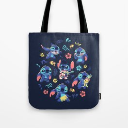 An Alien's Day Tote Bag