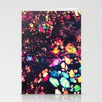 minerals Stationery Cards featuring MINERALS - for iphone by Vertigo